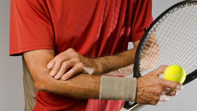 Cary Chiropractic Care for Tennis Elbow