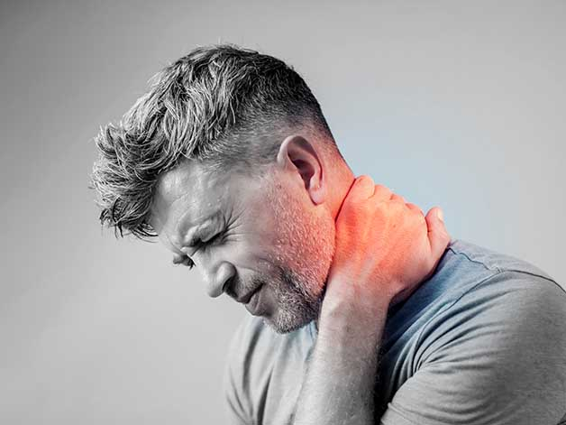 Neck Pain Symptoms that can be treated by Chiropractic