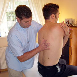 Cary Scoliosis Treatment