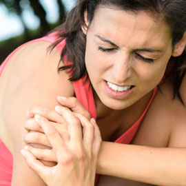 Cary Shoulder Pain Chiropractor